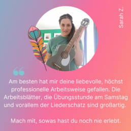 Sarah Z. Testimonial